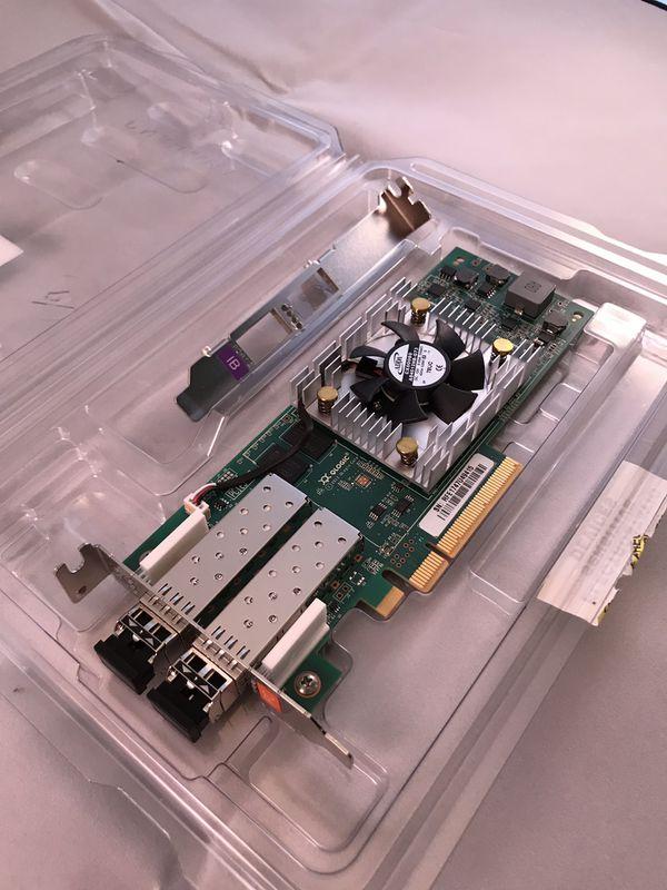 QLogic QLE2672 Gen 5 Fibre Channel Adapters 16Gb