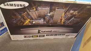 55 inch Samsung uhd 4k carved smart tv for Sale in PA, US