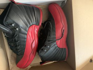 Jordan 12 Flu game for Sale in White Plains, MD