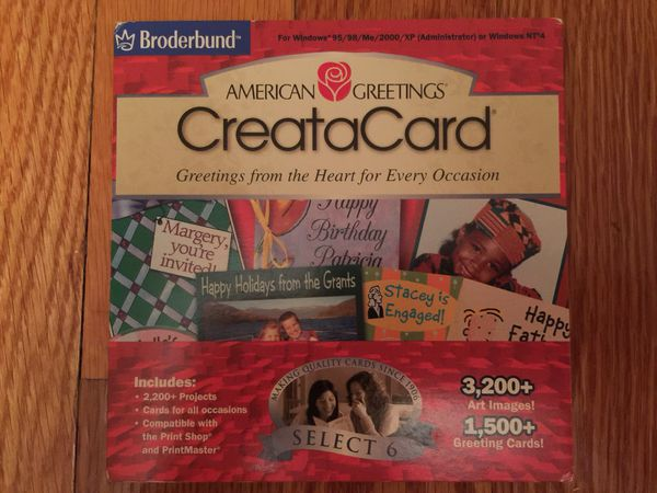 American greetings create a card cd rom for sale in sweetwater tn open in the appcontinue to the mobile website m4hsunfo