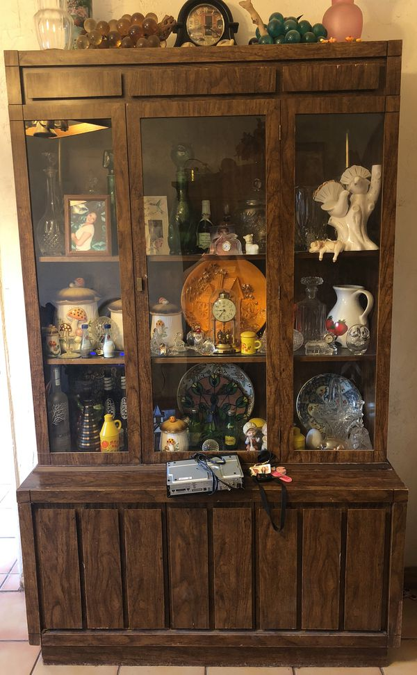 - Antique China Cabinets For Sale In Phoenix, AZ - OfferUp