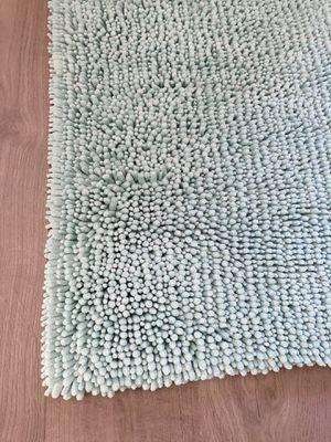 Memory foam shag Bath mat- ocean for Sale in Apex, NC