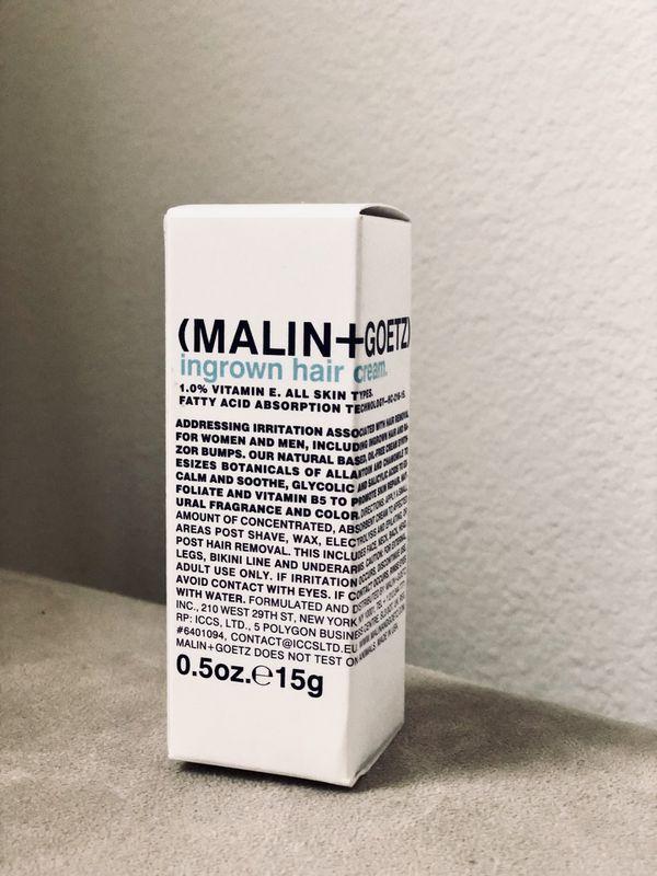 Malin & Goetz Ingrown Hair Cream for Sale in Los Angeles, CA - OfferUp