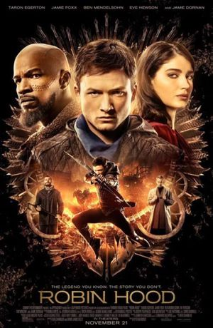 2 Tickets Pre Screening Event Robin Hood @ Showcase Cinemas Revere Monday 11/19 @ 7:00pm for Sale in Winthrop, MA
