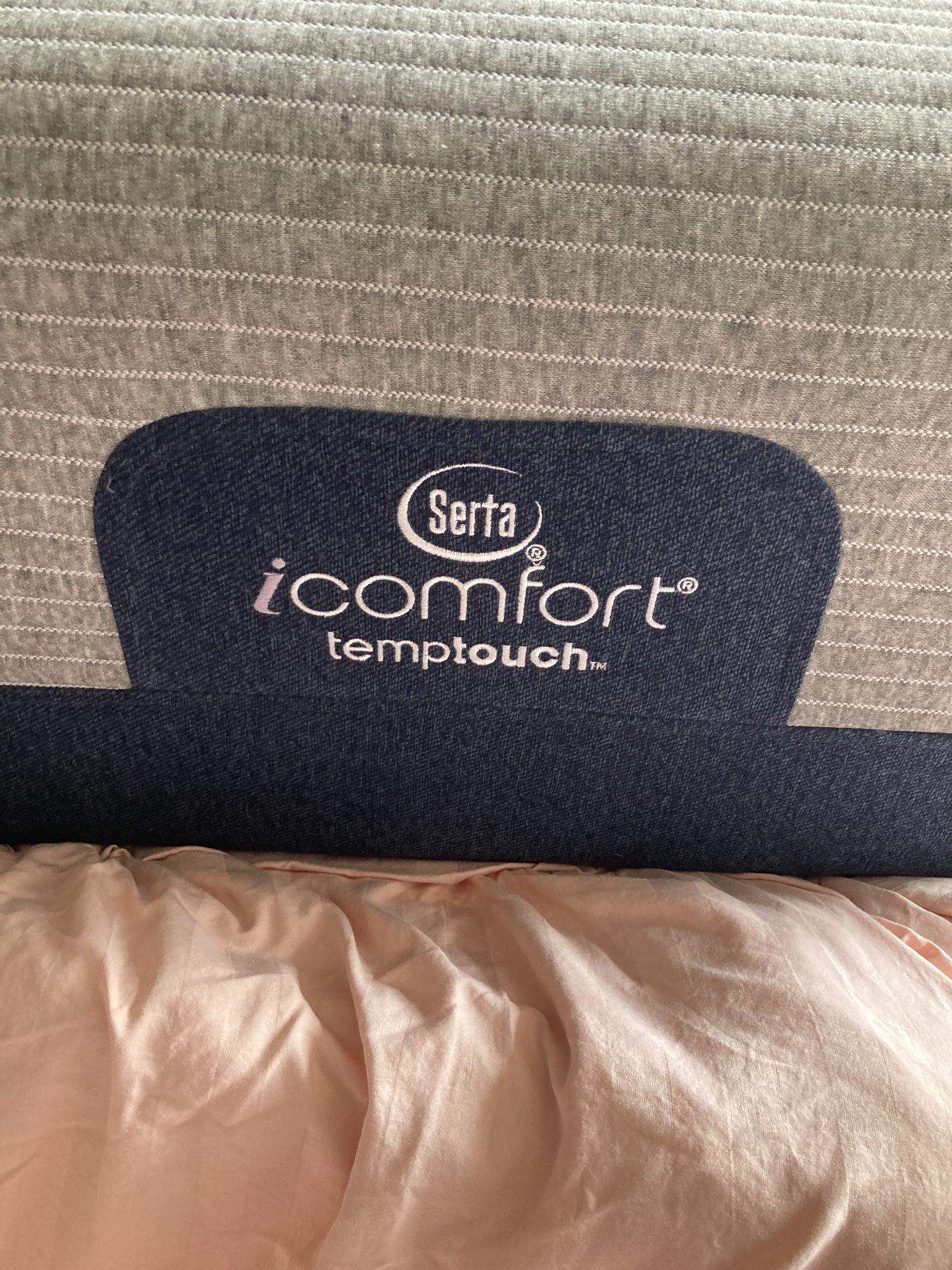 Serta iComfort TempTouch Full Mattress