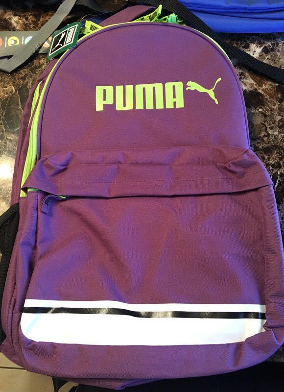 d65409c1600b Purple Puma Backpack for Sale in Phoenix