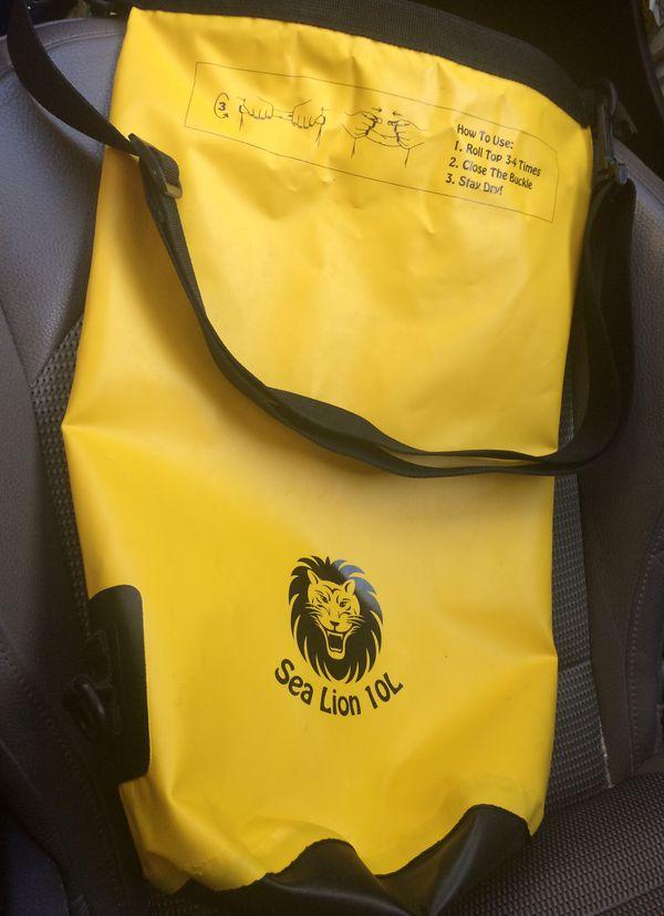 b78b12df15 Heavy Duty Sea Lion 101 waterproof floating bag for Sale in Dunedin ...