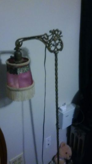 Antique lamp for Sale in Allentown, PA