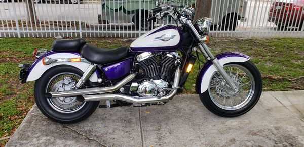 Honda Shadow Ace Vt1100 American Classic Edition 1995 For Sale In