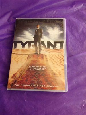 Tyrant season 1 for Sale in Cleveland, OH