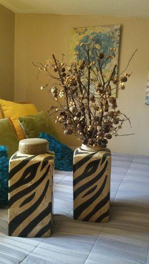 Zebra Vase For Sale In Windham Nh Offerup