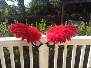 Dragon con handmade fairy wings for Sale in Atlanta, GA