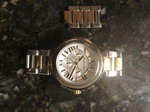 Michael Kors Dual Tone Women's Watch - $95 for Sale in Alexandria, VA