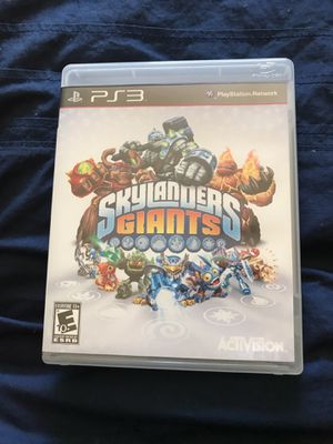 Skylanders giants PS3 for Sale in Portland, OR