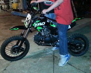 125cc Tao Dirtbike for Sale in Bolivar, WV