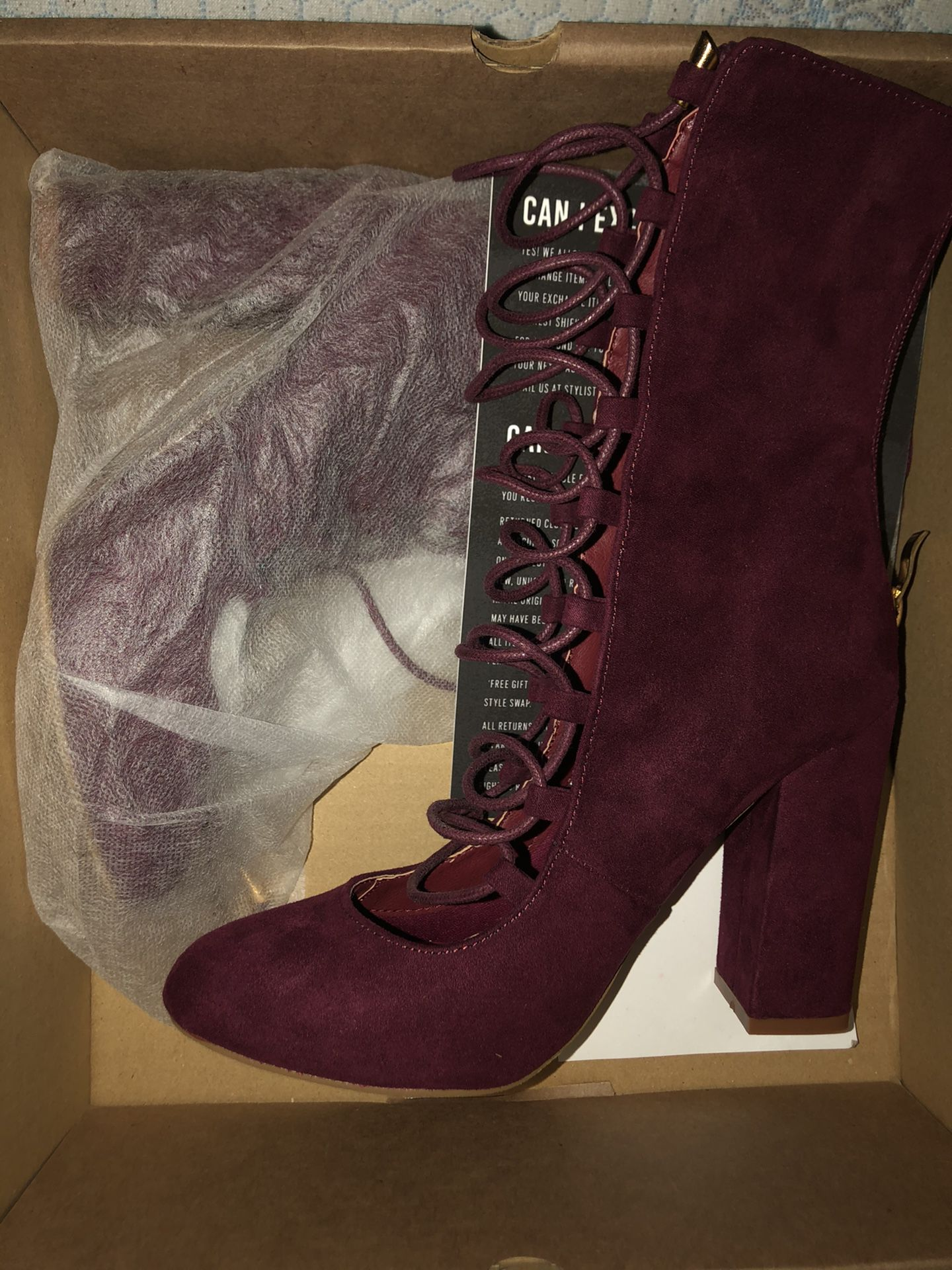 women's heels BRAND NEW size 7 $20