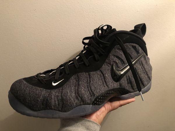 f8b7312e780b4 Nike Air Foamposite Pro Wool Fleece for Sale in Boston