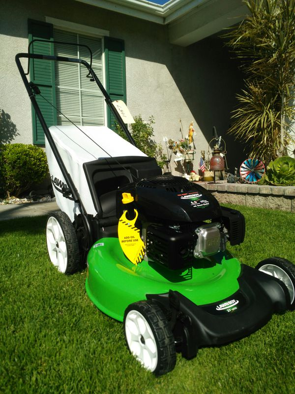 BRAND NEW !! LAWN BOY WALK BEHIND HIGH WHEEL 21\