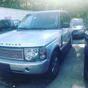 2004 Range Rover!! $7500!! 135000 miles for Sale in Martinsburg, WV