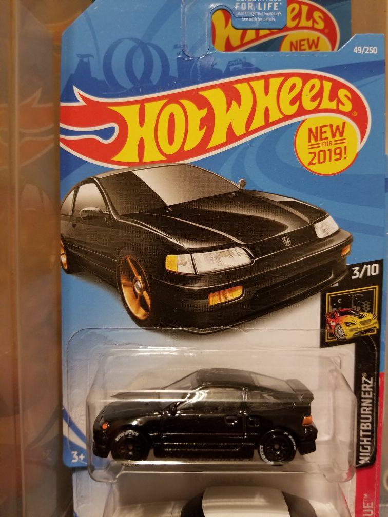 Custom hotwheels Honda civic