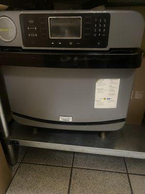 Photo Encore turbo chef oven