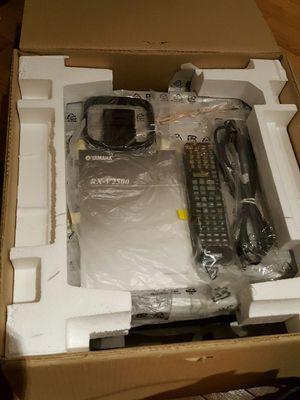 Yamaha d-cinema RX-V2500 AV Receiver Ampli-Tuner Audio-Video for Sale in Ashburn, VA
