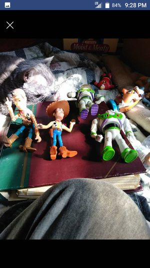 Toy Story dolls for Sale in Catonsville, MD