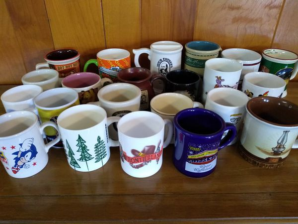 97 Coffee Mugs Percolate To The Top Of Disney Parks