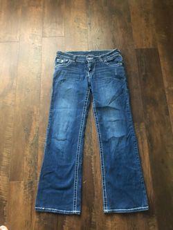 Womans True Religion jeans size 32 Thumbnail