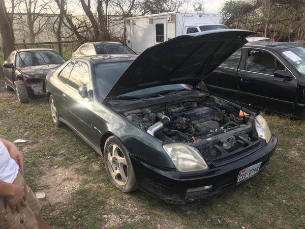 Honda Prelude Parts >> Honda Prelude Jdm For Parts For Sale In Houston Tx Offerup