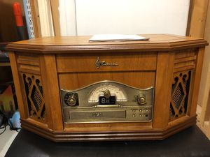 Vinyl disc and cd/am/fm compact stereo system for Sale in MONTGOMRY VLG, MD