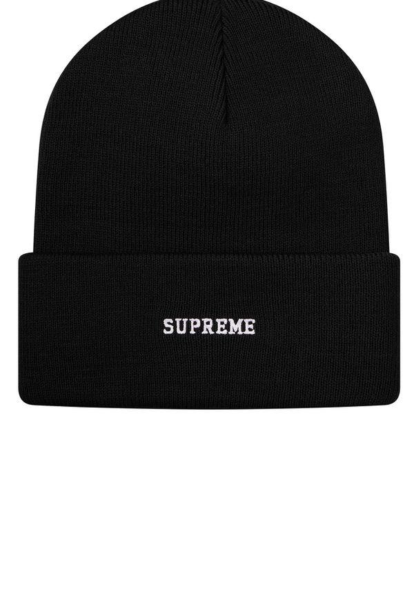 SUPREME F W18 Nike x Supreme Black Beanie in Hand for Sale in ... 84754b59e61