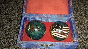 Meditation bell balls for Sale in Bailey's Crossroads, VA