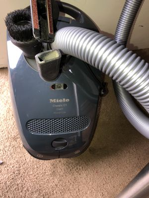 Brand new Miele compact c1 super suction vacuum for Sale in Rockville, MD