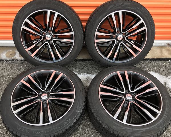 Mint Set  Inch Lincoln Mkx Ford Edge Factory Oem Wheels Rims Tires  Auto Parts In Chicago Il Offerup