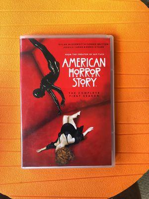 American Horror Story - Season One (DVD) for Sale in San Francisco, CA