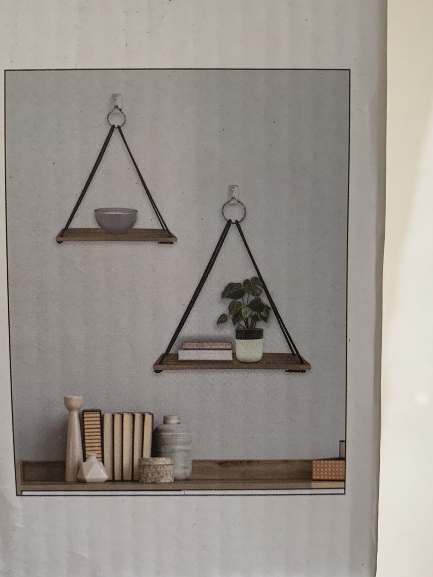 Decorative Hanging Wall Shelves