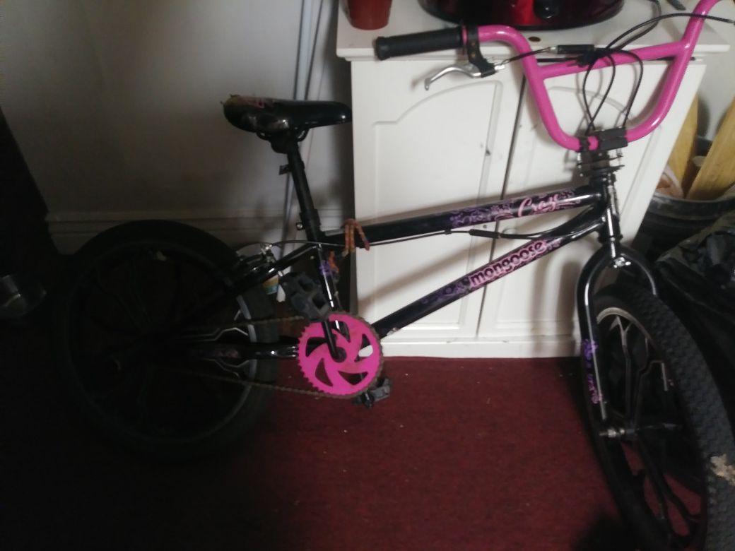 Huffy and roadmaster bikes