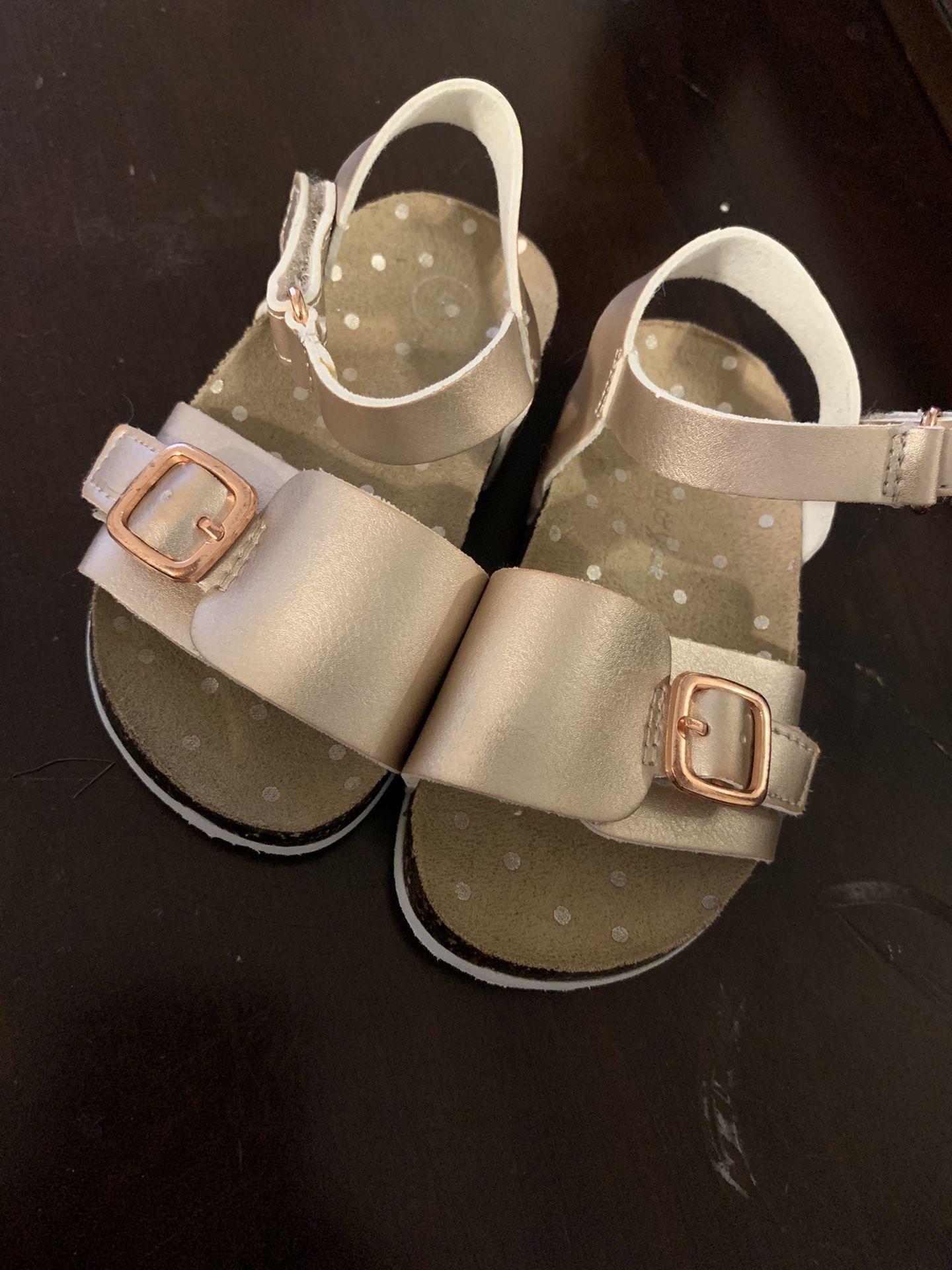 Toddler girl shoes size 5k