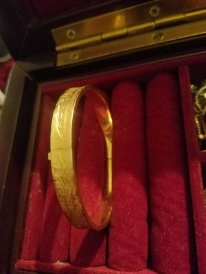 14k Gold test Bracelet! for Sale in Fairfax, VA