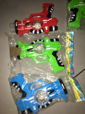 Led toy gun for kids for Sale in Fontana, CA