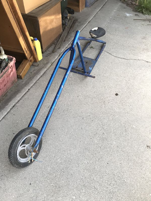 Mini Bike chopper Frame for Sale in Ontario, CA - OfferUp