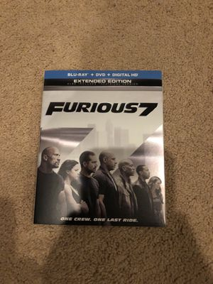 Furious 7 for Sale in University Place, WA