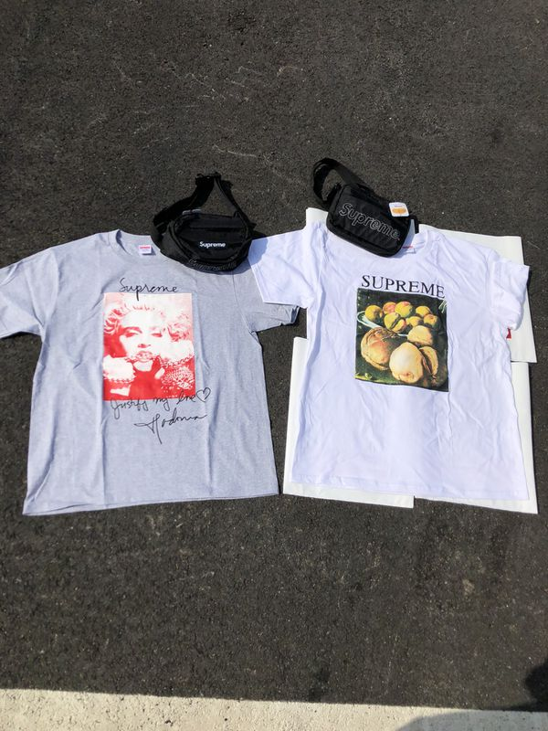 b0a0547b7 New and Used Supreme shirt for Sale in Cranston, RI - OfferUp