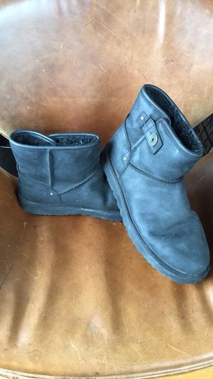 Ugg Men's Black Boot 11 for Sale in Frederick, MD