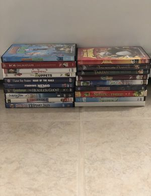 Assorted DVD Movies. for Sale in Rockville, MD