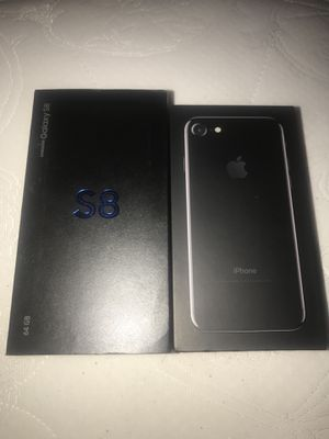 New iPhone 8 and Samsung Galaxy S8 for sale !!! for Sale in Richmond, VA