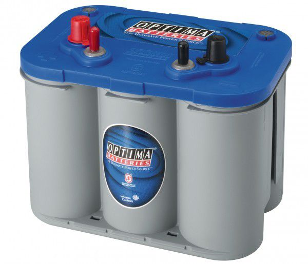 Optima Bluetop Car Battery For Sale In Riverside, CA