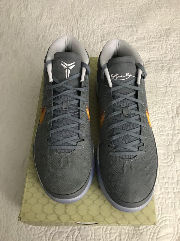 """01508131e882 Nike Kobe AD """"Grey Snakeskin"""" Size 12 DS Brand New for Sale in Santa ..."""