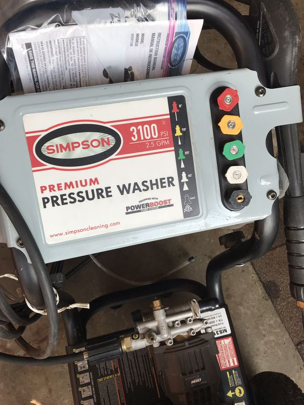 New and Used Pressure washer for Sale in Flint, MI - OfferUp